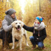 Walk Your Dog Regularly To Help Prevent Knee Injury